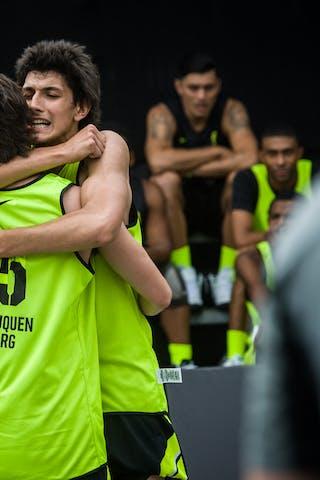 Team Neuquen, FIBA 3x3 World Tour Rio de Janeiro 2014, 27-28 September.