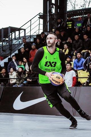 3 Bogdan Dragovic (SRB) - 4 Dejan Majstorovic (SRB)