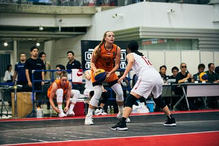 18 Fleur Kuijt (NED) - Game5_Pool B_Japan vs Netherlands