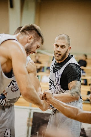 3 Marko Stojanovic (SRB) - 4 Milos Milovanovic (SRB) - 2 Vuk Obradinovic (SRB) - 1 Nebojsa Kilijan (SRB)