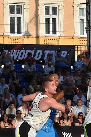 Novi Sad Al Wahda v Amsterdam, 2016 WT Debrecen, Last 8, 8 September 2016
