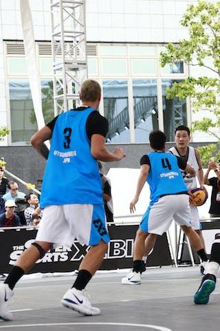 5 Min Seob Kim (KOR) - Qualifying Draw A2