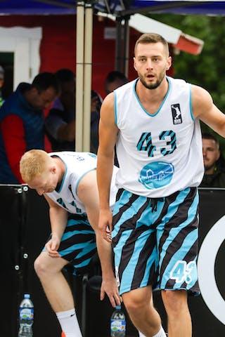 43 Marko Brankovic (SRB) - 17 Nebojsa Kilijan (SRB)