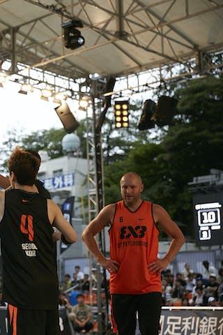 7 Kwang Jae Park (KOR) - 6 Seung Jun Lee (KOR) - 5 Hisanori Takafuji (KOR) - 4 Minsu Park (KOR) - 3 Leo Lagutin (RUS) - 6 Ilya Alexandrov (RUS)