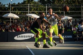 #3 Neuquen (Argentina) Caracas (Venezuela) 2013 FIBA 3x3 World Tour Rio de Janeiro