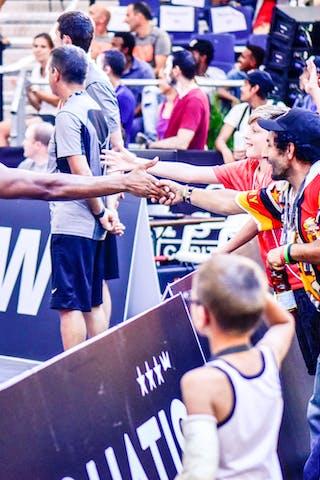 4 Derrick Lang (SUI) - Lausanne v Valladolid, 2016 WT Lausanne, Pool, 26 August 2016