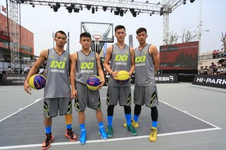 Chen QIUJIE (China); Huai JIANG (China); Jia Liang CHEN (China); Yao Min YAO (China)