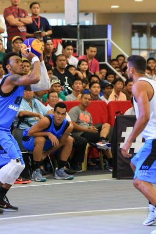 Beirut v Manila North, 2015 WT Manila, Pool, 1 August 2015