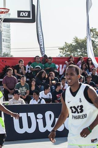 NY Harlem v Rio Preto, 2015 WT Mexico DF, Last 8, 10 September 2015