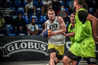 2 Daniil Abramovskii (RUS)