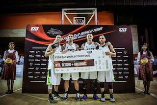 6 Marko Dugosija (UAE) - 5 Marko Savić (UAE) - 4 Marko Zdero (UAE) - 3 Dusan Domovic Bulut (UAE) - Novi Sad AlWahda v Gdansk, 2016 WT Beijing, Final, 17 September 2016