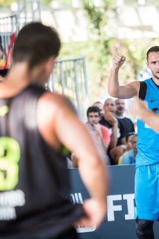 Marko ZDERO (Serbia) & Dejan MAJSTOROVIC (Serbia) - Team Novi Sad Al Wahda