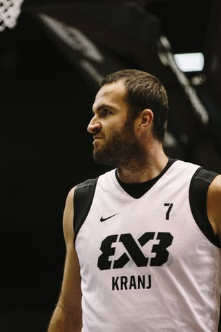 #7 Julevic Mensud, Team Kranj, FIBA 3x3 World Tour Final Tokyo 2014, 11-12 October.