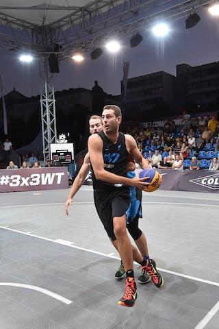 5 Danilo Mitrovic (SRB) - Belgrade v Berlin, 2016 WT Debrecen, Pool, 7 September 2016