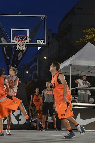 Ljubjana (Slovenia) St Petersburg (Russia) 2013 FIBA 3x3 World Tour Masters in Prague