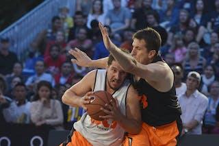 Kranj (Slovnia) 2013 FIBA 3x3 World Tour Masters in Lausanne