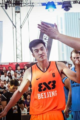 7 Blaz Cresnar (SLO) - 5 Ales Kunc (SLO) - 4 Jasmin Hercegovac (SLO) - 4 Zhang Ziyi (CHN) - 5 Peng Wang (CHN) - 6 Tao Liu (CHN)