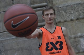 #3 Leningrad (Russia) 2013 FIBA 3x3 World Tour Masters in Prague