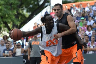 #5 The Hague (Netherlands) 2013 FIBA 3x3 World Tour Masters in Lausanne