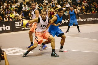 #5 Krejic Dario, Team Kranj, FIBA 3x3 World Tour Final Tokyo 2014, 11-12 October.