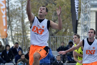 #3 Kranj (Slovenia) 2013 FIBA 3x3 World Tour final in Istanbul