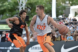 #3 Zabreg (Croatia) 2013 FIBA 3x3 World Tour Masters in Lausanne