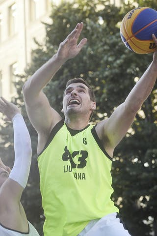6 Tomo čajič (SLO) - Novi Sad Al Wahda v Ljubljana, 2016 WT Prague, Semi final, 7 August 2016