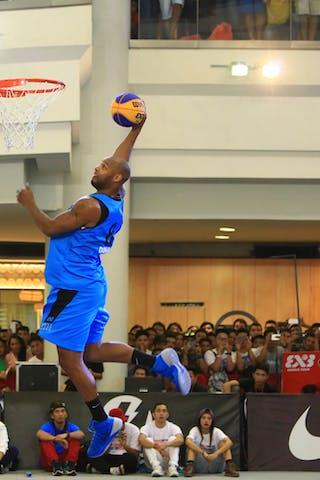 Sammy Monroe II-Team Doha Smart Dunk Qualifier