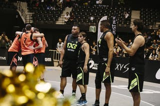 Team Sao Paulo, FIBA 3x3 World Tour Final Tokyo 2014, 11-12 October.