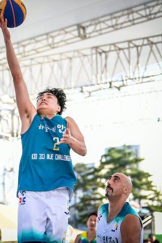 2 Kim Hun (KOR)