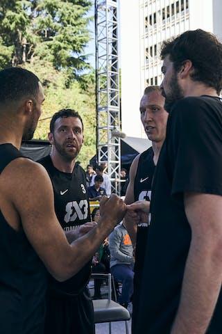 7 Jordan Baker (CAN) - 6 Kyle Landry (CAN) - 5 Jordan Jensen-whyte (CAN) - 3 Steve Sir (CAN)