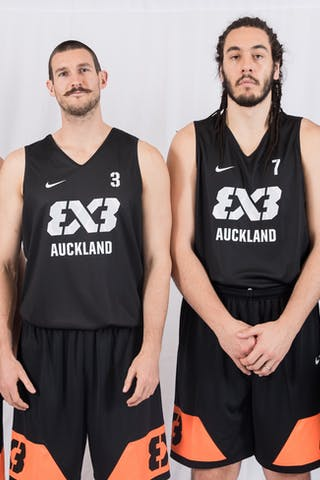 7 Zach Easthope (NZL) - 6 Karl Noyer (NZL) - 4 Aaron Bailey-nowell (NZL) - 3 Thomas Allan (NZL)
