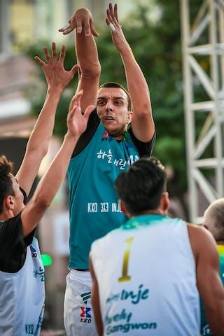 2 Ranko Krizanovic (BIH)