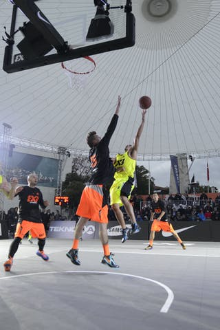 2013 FIBA 3x3 World Tour final in Istanbul