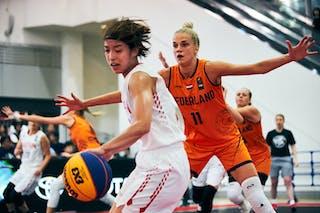 11 Jill Bettonvil (NED) - Game5_Pool B_Japan vs Netherlands