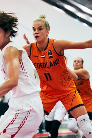 11 Jill Bettonvil (NED) - Game5_Pool B_Japan vs Netherlands