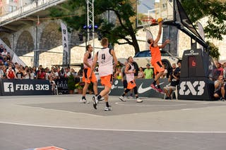Vilnius v Malaga, 2015 WT Lausanne, 29 August 2015