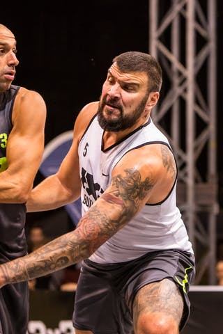 3 Anthony Christophe (MON) - 5 Nebojsa Dukic (HUN)