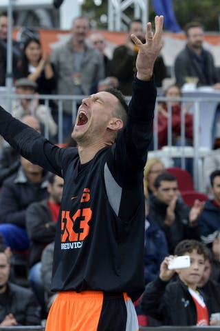 #6 Brezovica (Slovenia) Winning at the 2013 FIBA 3x3 World Tour final in Istanbul