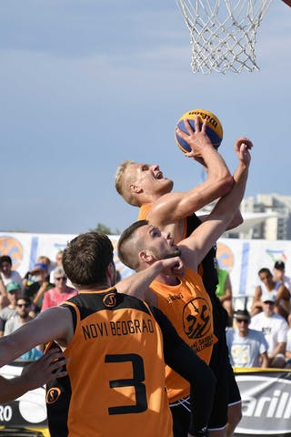 Lignano Challenger Game 5: Novi Beograd Dzakovi vs Kaunas