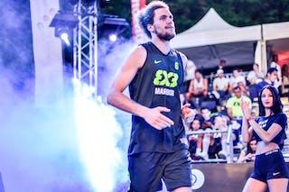 6 Nikola Vujovic (SLO) - Saskatoon v Maribor, 2016 WT Lausanne, Pool, 26 August 2016