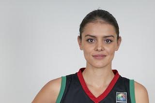 8 Nataly Gutierrez (MEX)