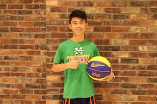 Joshua Ayque Ayo 3x3 FIBA World Tour 2014 Manila #ManilaSouth #Philippines