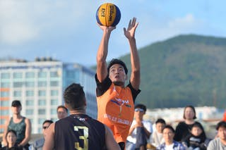 1 Dulguun Enkhbat (MGL) - FIBA 3x3 juej challenger