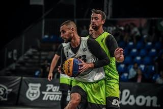 3 šarūnas Vingelis (LTU) - 1 Bogdan Dragovic (SRB)