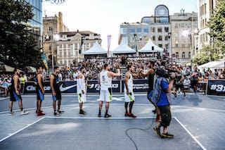 3 BaláZs Kerpel-Fronius (HUN) - 5 OlivéR BíRó (HUN) - 6 MáTé MoháCsi (HUN) - 7 Balint Horti (HUN) - 6 Dusan Domovic Bulut (UAE) - 5 Marko Savić (UAE) - 4 Marko Zdero (UAE) - 3 Dejan Majstorovic (UAE) - Novi Sad Al Wahda v Budapest, 2016 WT Prague, Last 8, 7 August 2016