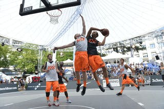 #3 Stockholm (Sweden) 2013 FIBA 3x3 World Tour Masters in Lausanne