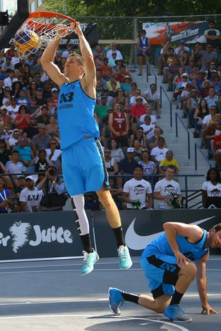 3 Steve Sir (CAN) - 5 Michael Lieffers (CAN) - Ljublijana vs Saskatoon in the FIBA 3x3 World Tour Saskatoon 2017 final