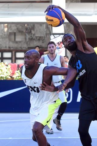 7 Marcel Esonwune (USA) - 6 Zahir Carrington (USA)