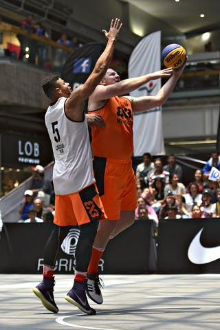 5 Luis Hernandez (PUR) - Caguas v Minnesota, 2016 WT Mexico City, Last 8, 17 July 2016